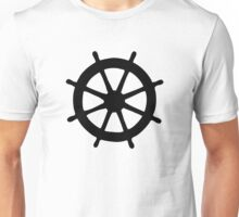 Steering Wheel Unisex T-Shirt