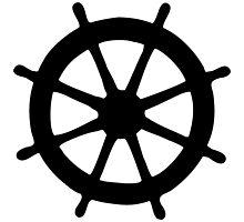 Steering Wheel by theshirtshops