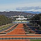 Anzac Parade - Canberra by GailD