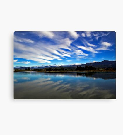 The Perfect Morning Canvas Print