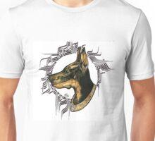 - Black Dog -  Unisex T-Shirt