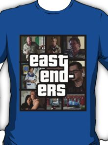 Grand Theft Enders T-Shirt