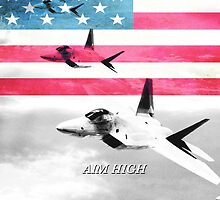 United States Air Force(USAF) by MachoGifts