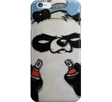 MSA #18 - Bored Panda iPhone Case/Skin