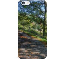 Autumn Countryside iPhone Case/Skin