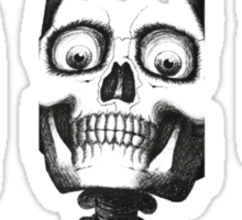 Stack's Super Skulls Sticker