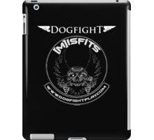 Imisfist-black-web iPad Case/Skin
