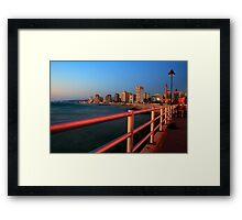 Sidon by NiGhT Framed Print