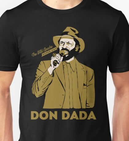 Super Cat Don Dada Unisex T-Shirt