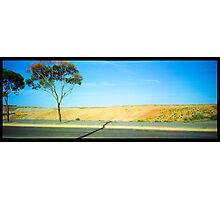 street scape Broken Hill Photographic Print