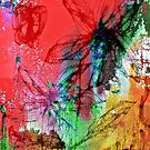 Abstract Spring by Angela Iliadis