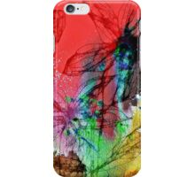 Abstract Spring iPhone Case/Skin