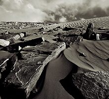 Dune Rocks by Craig Hender