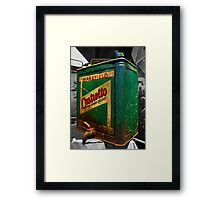 Wakefield Oil Framed Print