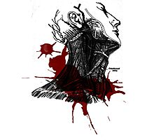 Hannibal Cut Throat Photographic Print
