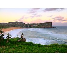 Perfect - Avalon Beach - Sydney Beaches - The HDR Series Photographic Print