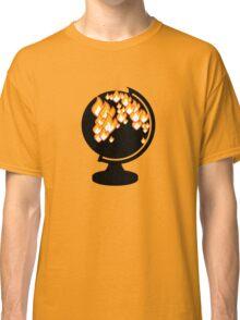 We burned it. Classic T-Shirt