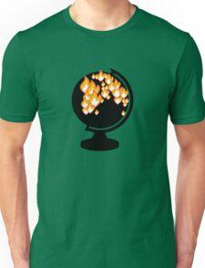 We burned it. T-Shirt
