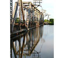 Water Rising Photographic Print