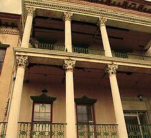 Savannah, GA by Hilary Walker