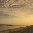 Hilton Head Sunset by Hilary Walker