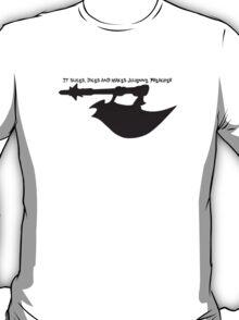Scythe - Buffy - Julienne Preacher Black T-Shirt