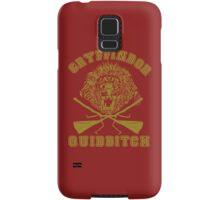 Gryffindor Quidditch Samsung Galaxy Case/Skin