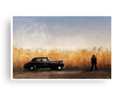 Leave the Gun, Take the cannoli ... Canvas Print