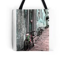 Italy Bicycles  Tote Bag