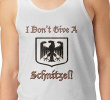 I Don't Give A Schnitzel! Tank Top