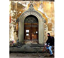 Lucca Street Photographic Print