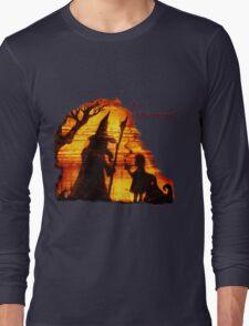 An Adventure?  Long Sleeve T-Shirt