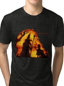 An Adventure?  Tri-blend T-Shirt