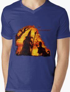 An Adventure?  Mens V-Neck T-Shirt