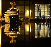 ShipYard by Els Steutel