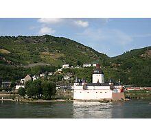 Burg Pfalz Photographic Print