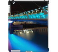 Bridge at Media City iPad Case/Skin