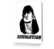 Che Iorveth - Viva la Scoia'tel Revolution! Greeting Card