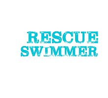 Smart Good Looking Rescue Swimmer T-shirt Photographic Print