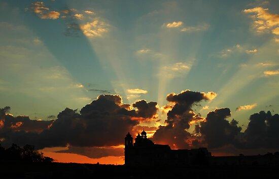Golden Sunrise by Xandru