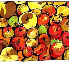 apples by Lizavetushka