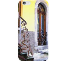 Italy stairs iPhone Case/Skin