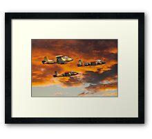 Sky Max SM7005 Strikemaster Mk.80A Royal Saudi Air Framed Print