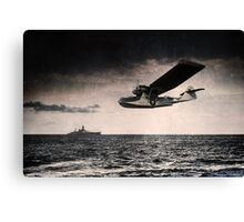 RAF Catalina  Canvas Print