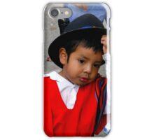 Cuenca Kids 566 iPhone Case/Skin