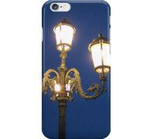 Venice moon iPhone Case/Skin