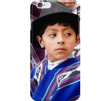 Cuenca Kids 567 Watercolor iPhone Case/Skin