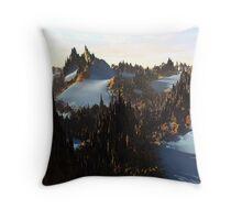 The Blue Sands of Obzen Throw Pillow