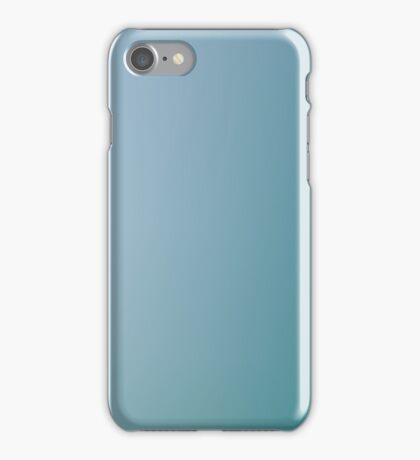 MARINE - Plain Color iPhone Case and Other Prints iPhone Case/Skin