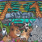 Colours of Africa by LisaLorenz